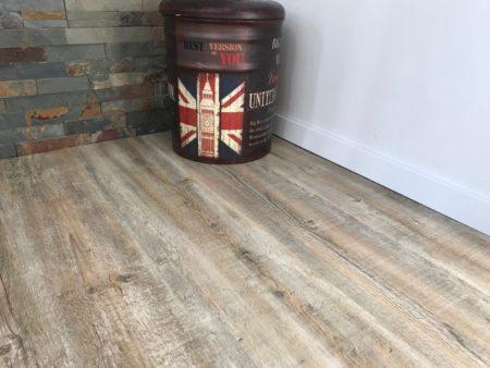 GreenLine Basic Washed Pine beige Landhausdiele Vinylboden