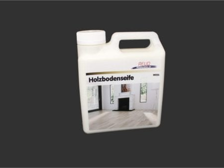 Holzbodenseife weiss 1 Liter