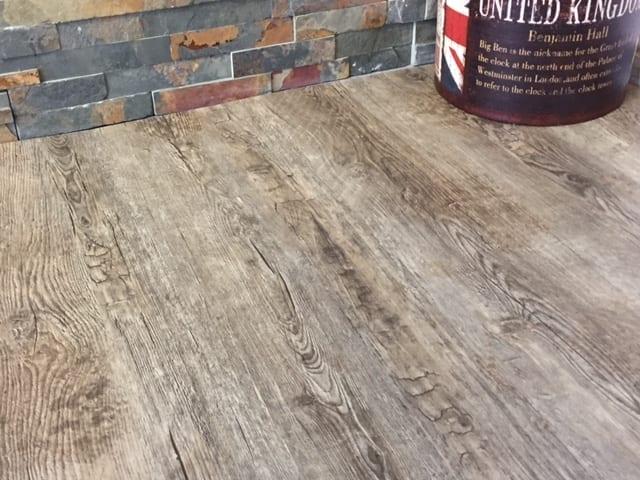 GreenLine Basic Kiefer Rustic Landhausdiele Vinylboden