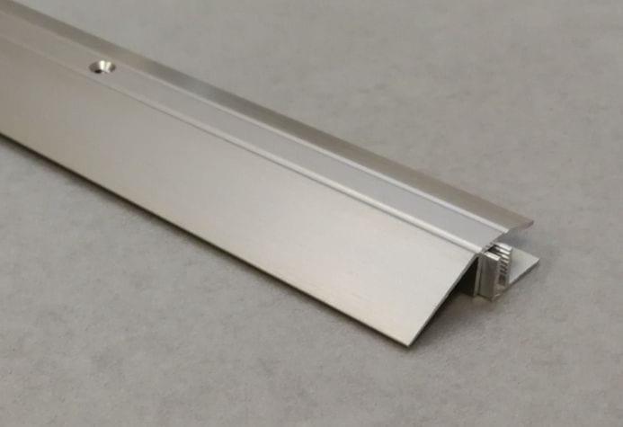 Profil Repac PLP 7/17 Ausgleich edelstahl 100 cm