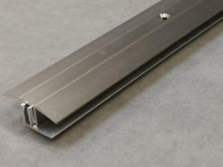Profil Repac PLP 7/17 Übergang edelstahl 100cm