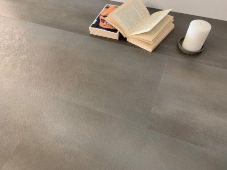 GreenLine Stone Fliesenoptik Concrete grey Vinylboden