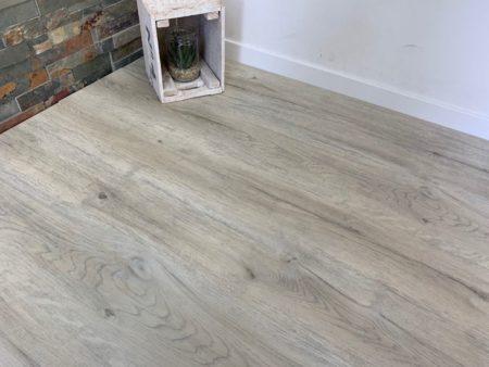 GreenLine Silent XL Sahara Eiche beige mit Trittschalldämmung Vinylboden