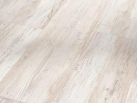 Vinylboden Shabby Esche weiss Landhausdiele