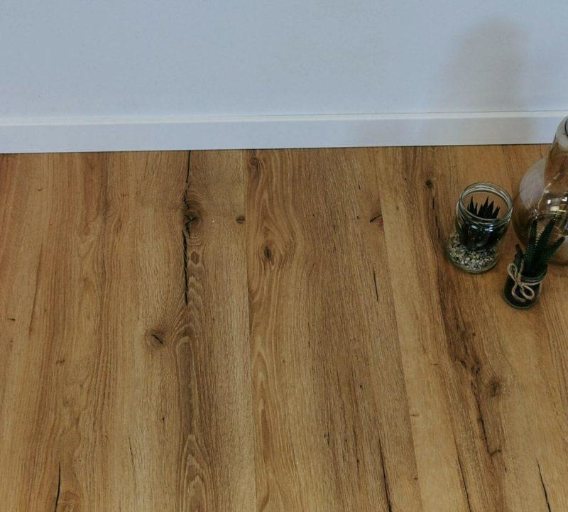 Vinylboden Eiche Erica mit integrierter Dämmung