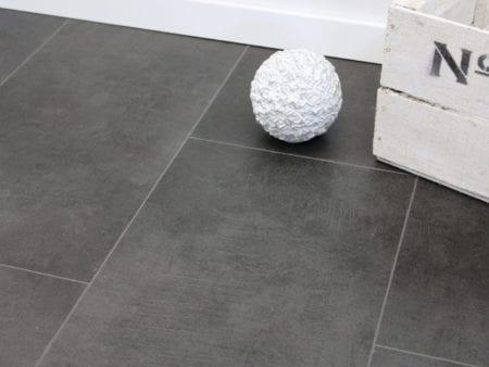 Vinylboden VinyRock Fliese Terra Nuance Charcoal