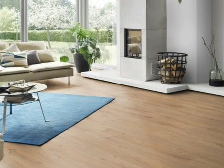 Laminat Made in Germany Eiche Natur
