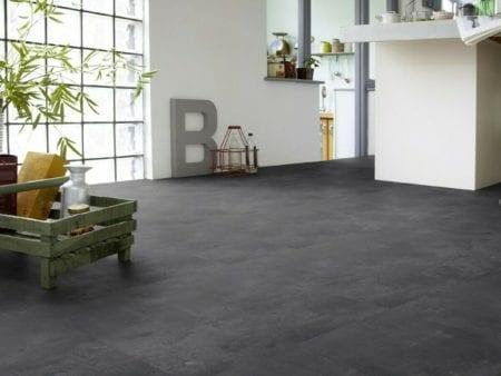 Tarkett Starfloor 30 Fliese Composite black Zement Vinylboden