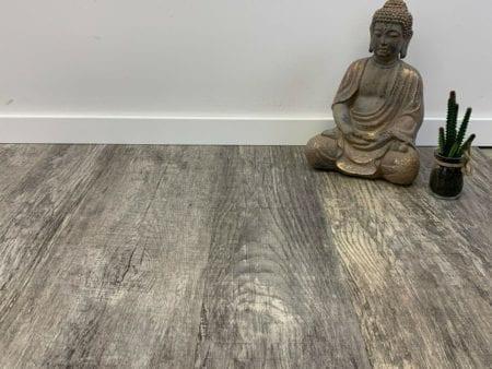 Vinylboden Rigid SPC Lifestyle Warm grey Landhausdiele