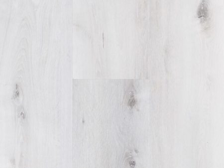 Country Oak weiss grau