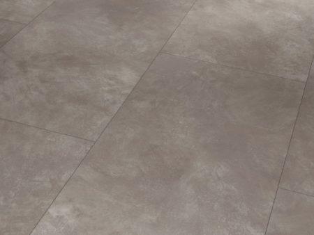 Beton dunkelgrau Großfliese Designboden