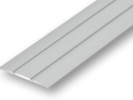 Repac Übergangsprofil 38 mm selbstklebend Silber